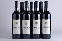 Syria Domaine de Bargylus Rouge 2010 reviewed by Rose Murray Brown MW