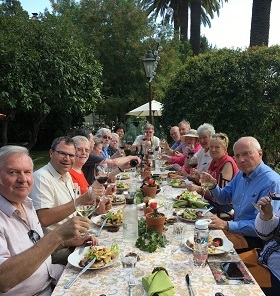 California wine tour hosted by Rose Murray Brown MW