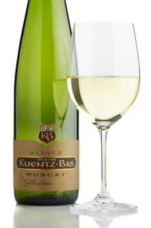 Alsace Muscat Kuentz Bas The Wine Society