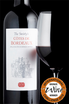 The Society's Cotes de Bordeaux