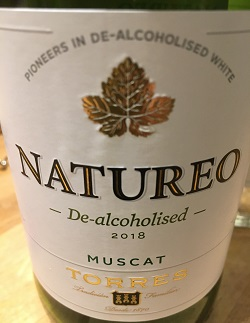 Torres Natureo De alcoholised Muscat
