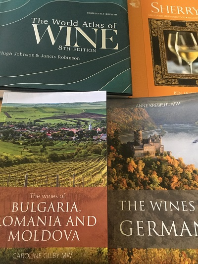 WINE BOOKS REVIEWED image