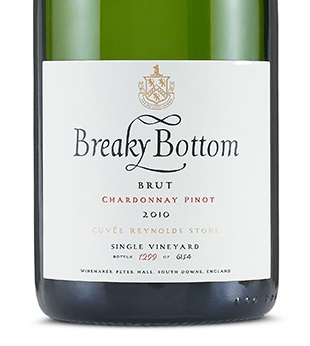 Breaky Bottom Cuvee Reynolds Stone 2010 image