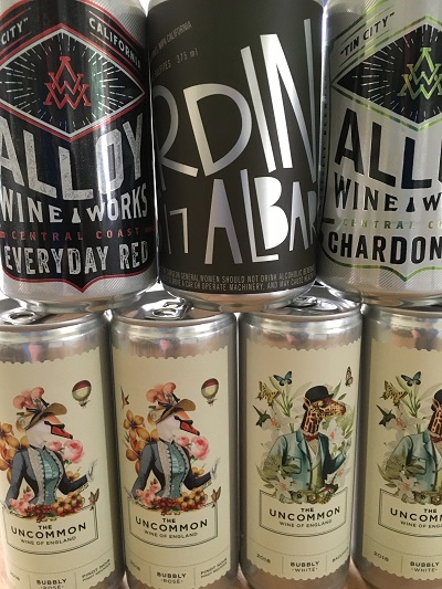 CANNED WINE image