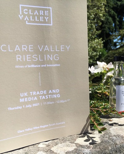 CLARE VALLEY RIESLING image