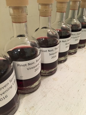 PINOT NOIR FROM THE RING OF FIRE image