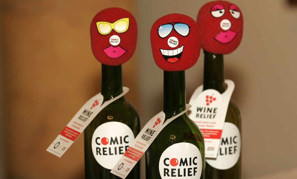 THOUSANDS OF POUNDS RAISED FOR WINE RELIEF IN SCOTLAND image
